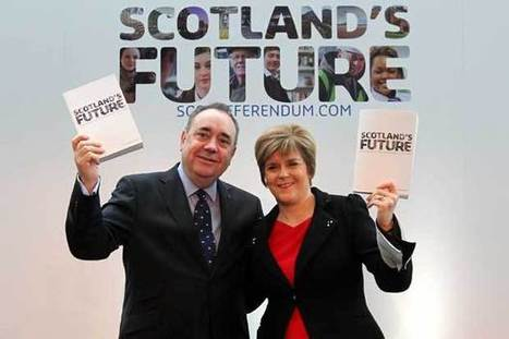 Salmond: rising tourism, investment and employment down to halo effect of indyref | Referendum 2014 | Scoop.it