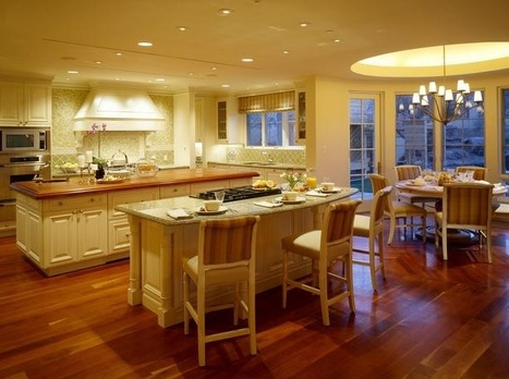 Kitchen Flooring Materials, Options and Ideas   All About Kitchen Remodel   Scoop.it