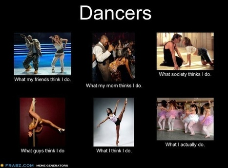 Dancers | What I really do | Scoop.it