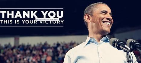 Obama agradece primero su victoria en Facebook y crea el tuit más retuiteado de la historia   Con noticias de Facebook   VICTORIA DE LAS REDES SOCIALES EN LAS PRESIDENCIALES DE EEUU   Scoop.it