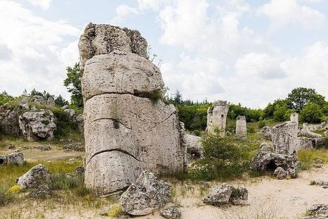 Pobiti Kamani: The Stone Forest, Bulgaria | HOMEHISTORY | Scoop.it