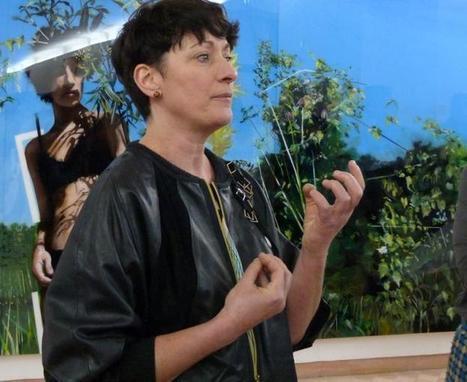 Cajarc. Performance de Muriel Rodolosse et Emma Carpe au Centre d'art contemporain | La Maison des arts Georges Pompidou sur le Web | Scoop.it