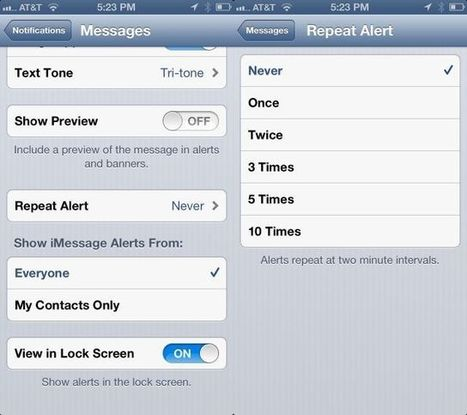 Mastering iMessages On Your iPhone: Skip The Multiple Alerts [iOS Tips]   Macwidgets..some mac news clips   Scoop.it