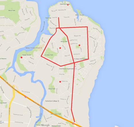 Our proposal | Bike Te Atatu | University of Auckland, New Zeeland | Scoop.it