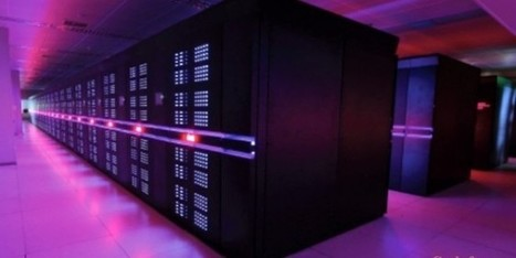 Tianhe-2: World's Fastest Supercomputer By China | Geeks9.com | Technology | Scoop.it
