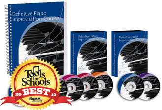 Méthode d'Improvisation au Piano de Yoke Wong | Apprendre la guitare et la musique avec des logiciels éducatifs | Scoop.it