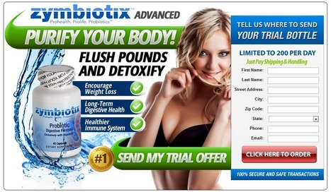 Zymbiotix Cleansing Formula Reviews | ProHealth Prolife Probiotics - Get Free Trial | Sydneymorgan | Scoop.it