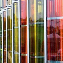 Un vitrage photovoltaïque, première mondiale sur un campus Suisse | technologie | Scoop.it