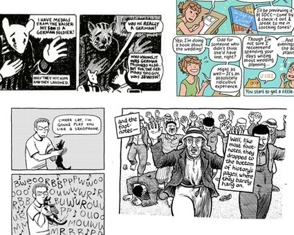 Creating Data-driven Comics - Blog of FUSE Labs at Microsoft Research | random computing | Scoop.it