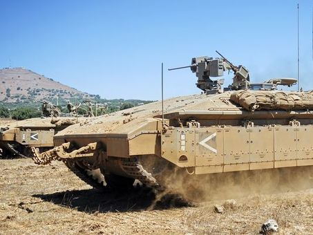 Israel Signs Heavy APC Deal With GDLS - DefenseNews.com | Technological Sparks | Scoop.it