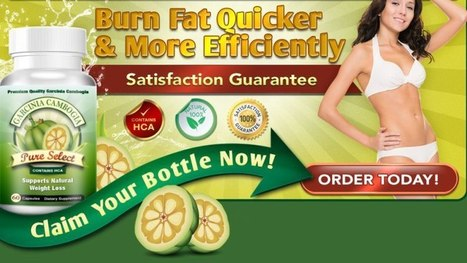 Garcinia Cambogia Pure Select – 100% Risk Free Trial Only Here | Perfect Weight Loss Supplement in Market | Scoop.it