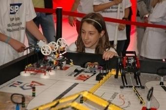 Engenharia a partir de Lego | educação | Scoop.it