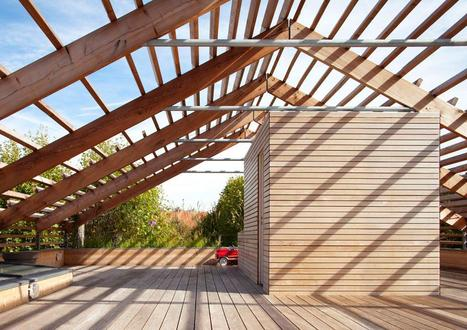 Eco-Sustainable House by Djuric Tardio Architectes | sustainable architecture | Scoop.it