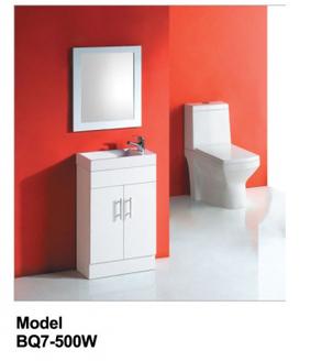 Rossto Vanities - Buy Solid Door Vanity BQ7-500W BQ7-500W at $205.00 Online | Custom Made Kitchens Renovation & Designs | Scoop.it