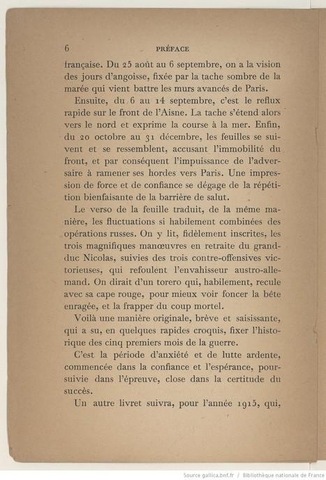 Le Front : Atlas dépliant de 32 cartes en six couleurs / Préface du général Cherfils. 11e mille | Notebook | Scoop.it