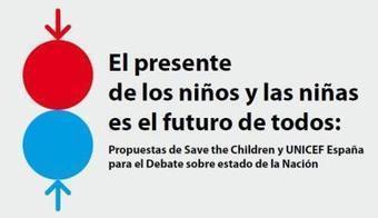 UNICEF España y Save the Children proponen medidas para ... | RANA | Scoop.it