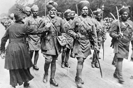 Exhibition charts efforts of Indian army heroes in First World War | University of Kent in the News | Scoop.it