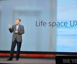 Life Space UX: Sony unveils its wild idea for the future of interfaces - The Verge | Test | Scoop.it