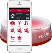 Connect your home's existing things with Revolv | Functional Finds - Design, Technology & Media | Scoop.it