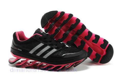 Womens Adidas Springblade UK Running Shoes Black Fuschia [Springblade 011] - £89.99 : Dr Martens UK, Cheap Dr Martens Boots UK Online Store | Adidas Springblade UK | Scoop.it