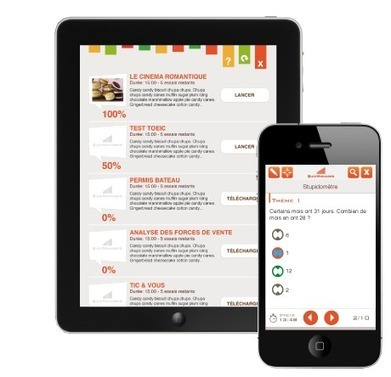 Quiz Manager Mobile   Courants technos   Scoop.it