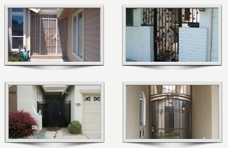 Iron Enclosures – Visit - http://ironoutlet.com/enclosures/ | Ornamental Iron | Wrought iron fencing | Driveway gate | Scoop.it