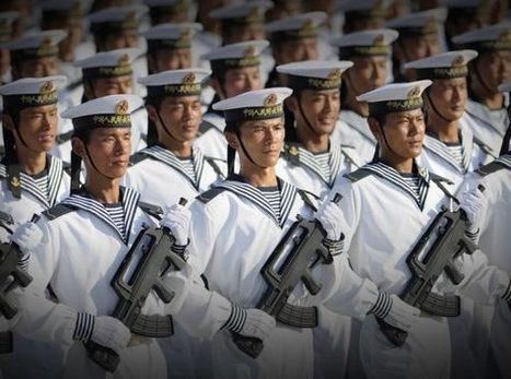 Maritime Security and Partnership: A Chinese Perspective | Geopolitics, Security | Scoop.it