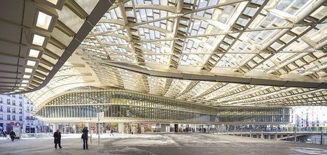 La Canopée des Halles, un monument à la mesure du Grand Paris   Quartier des Halles - et un peu plus autour de la Canopée...   Scoop.it