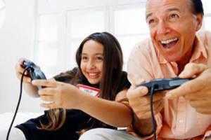 Psicologia: giocare a videogame con papà fa bene alle teen-agers | Il Counseling in Italia | Scoop.it