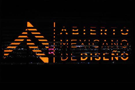 observatory: digital city installation by citrico grafico + cocolab - designboom | architecture & design magazine | Graphic | Scoop.it