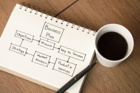 #Infographie : Les points à respecter pour rédiger son Business Plan de manière claire et précise - Maddyness | Butinage | Scoop.it