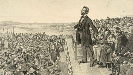 150th anniversary of Gettysburg Address | Als Return to Education | Scoop.it