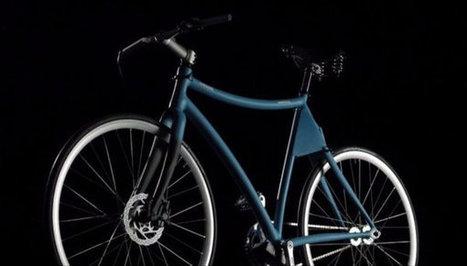 Samsung Smart Bike : le vélo connecté italo-coréen - Connected-Objects.fr | Vélo en ville, villes à vélos | Scoop.it