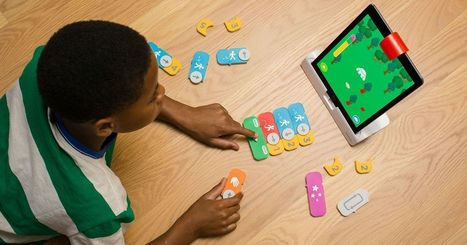 Osmo's blocks are like Lego for coding | Edtech PK-12 | Scoop.it