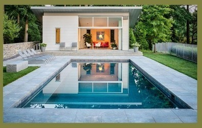 In Ground Pool Design | Traditional Interior Design | Scoop.it
