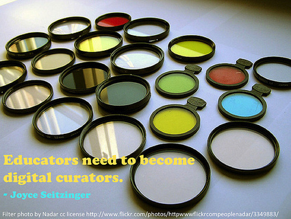 When Educators Become Curators – keynote slides from #moothr12 » Cat's Pyjamas | Curation in Higher Education | Scoop.it