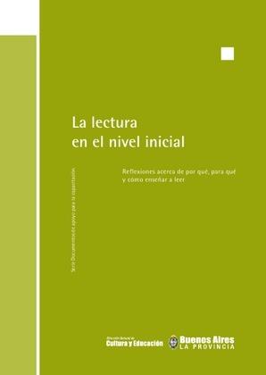 La Lectura en el Nivel Inicial: Reflexiones acerca de por qué, para qué y cómo enseñar a leer | articulos | Scoop.it