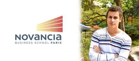 «Ces expériences m'ont permis de voir que le business avait beaucoup d'aspects différents»   Revue de presse de Novancia Business School Paris   Scoop.it