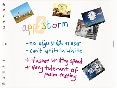 4 Apps for Taking Notes | iPad.AppStorm | iPads, MakerEd and More  in Education | Scoop.it