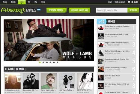Beatport Legally Protects DJs So They Can Sell Mixtapes Of Copyrighted Songs Without Fear Of Takedown | Music business | Scoop.it
