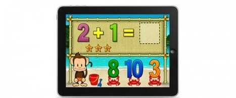 Favorite Math iPad Apps for Kids - Imagination Soup Fun Learning and Play Activities for Kids | iPads, MakerEd and More  in Education | Scoop.it