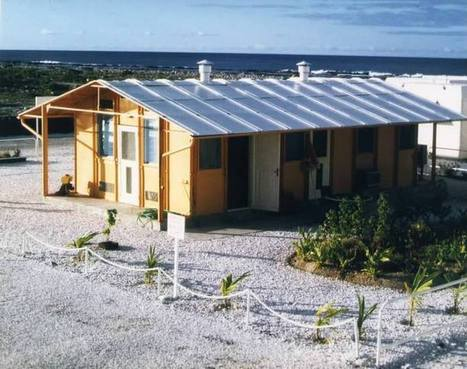 Infirmerie de l'atoll de Fangataufa | Fangataufa.Moruroa | Scoop.it
