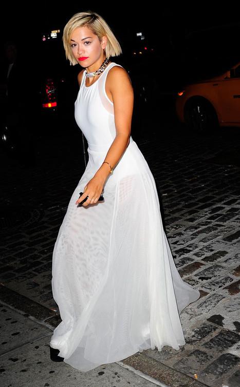 Eva Longoria, Rita Ora and More Showcase Their Last White Wears Before Labor Day! - Sexy Balla | News Daily About Sexy Balla | Scoop.it