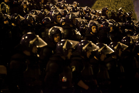 MP arquiva inquéritos à manifestação de polícias em frente à AR   Direito Português   Scoop.it