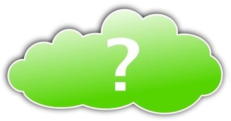Le Cloud computing est-il vert ? | cloud computing | Scoop.it