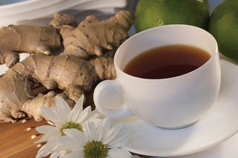 Ginger Helps Relieve Stress - VenusBuzz.com, Malaysian Women's Lifestyle   GaiasGalleria - Life's Cosmic Balancing Act   Scoop.it