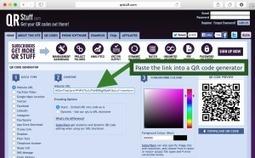 How-To: Link Google Forms to QR Codes -ClassTechTips.com | ICT | Scoop.it