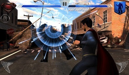 Man of Steel v1.0.x Apk + Data Android | Android Game Apps | Android Games Apps | Scoop.it