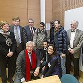 UPEC - L'UPEC signe une convention et accueillera des étudiants syriens résidant dans le Val-de-Marne | Association Démocratie et Entraide en Syrie | Scoop.it