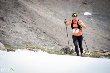Ice Trail Tarentaise victoires d'Emelie Forsberg et François D'Haene sur le  65 km | Actualité running | Scoop.it